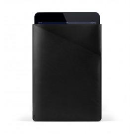 Mujjo Slim Fit iPad Air Lederen Sleeve zwart