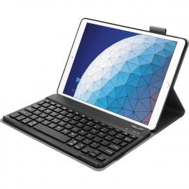 Mobiparts Bluetooth Keyboard Case Apple iPad Air (2019) / iPad Pro 10.5 (2017) Zwart