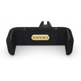 Kenu AirFrame Plus Portable Car Mount leer zwart