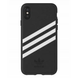 Adidas Moulded case iPhone X / XS zwart