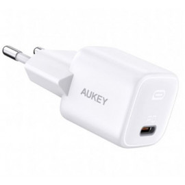 Aukey USB C Power Delivery Mini Charger 20W wit