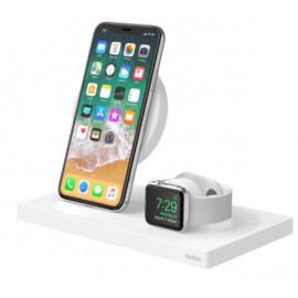Belkin 7.5W Charge Dock voor Apple Watch / iPhone wit
