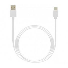 Casecentive Datakabel USB-C 2 meter wit