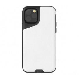 Mous Contour Leather iPhone 11 Pro Max wit