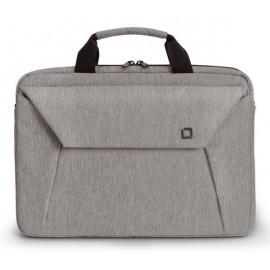 Dicota Slim Case Plus EDGE 14 tot 15.6 inch grijs