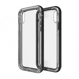 Lifeproof Next iPhone X Black Crystal