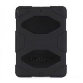 Griffin Survivor All-Terrain hardcase iPad Air 1 zwart