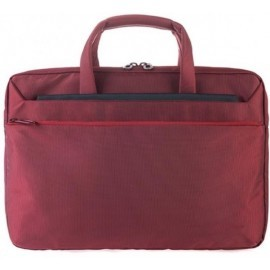 Tucano Work Out III Brief MacBook 13 inch rood