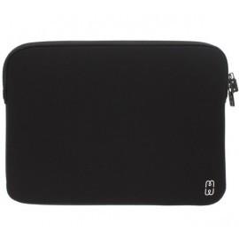 MW Sleeve MacBook Air 13' Late 2016 zwart/wit