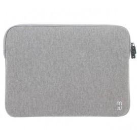 MW Sleeve MacBook Pro 13' Late 2016 grijs/wit