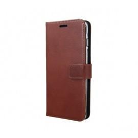 Valenta Booklet Gel Skin Samsung Galaxy S10 bruin