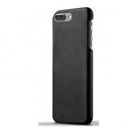 Mujjo Leather Case iPhone 7 / 8 / SE 2020 zwart