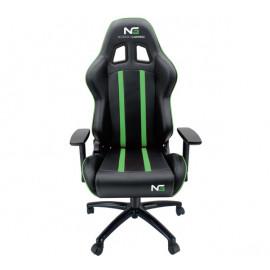 Nordic Gaming Carbon gaming chair groen