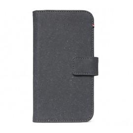 Decoded Leren Wallet Case iPhone 11 Pro Max antraciet