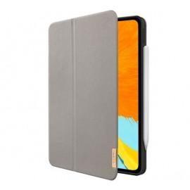LAUT Prestige iPad Pro 12.9 2018 taupe / grijs