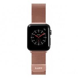 LAUT Steel Loop Apple Watch 38 / 40 mm rose goud