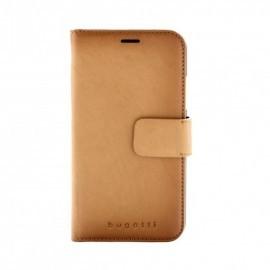 Bugatti Zurigo Wallet case iPhone XS Max bruin