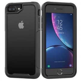 Casecentive Shockproof case iPhone 6(S) / 7 / 8 Plus clear