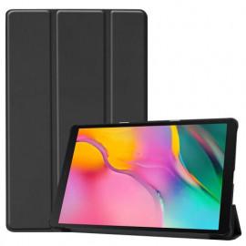 Casecentive Smart Case Tri-fold Galaxy Tab A 10.1 (2019) zwart