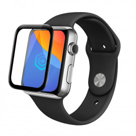 Casecentive 3D full cover flexible glass Apple Watch 38mm