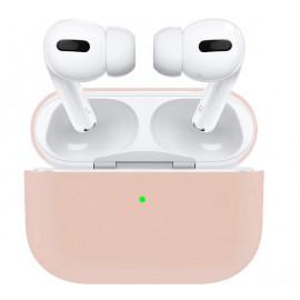 Casecentive AirPods Pro Ultra-slim silicone case roze