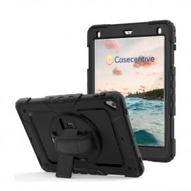 Casecentive Handstrap Pro Hardcase met handvat iPad Pro 11 inch 2018 zwart