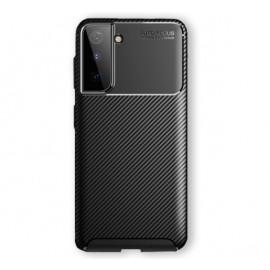 Casecentive Shockproof Case Samsung Galaxy S21 Plus zwart