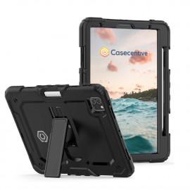 "Casecentive Ultimate Hardcase iPad Pro 12.9"" 2021 / 2020 / 2018 zwart"