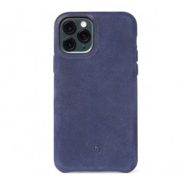 Decoded Bio Leather case iPhone 11 Pro blauw