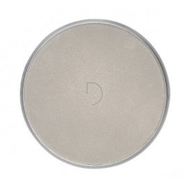 Decoded Leather QI Wireless Charger zilver/grijs