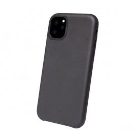 Decoded Leren case iPhone 11 Pro Max zwart