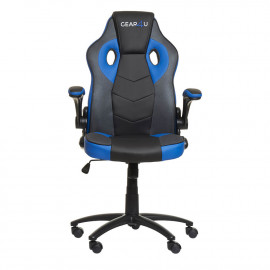 Gear4U Gambit Pro gamestoel blauw / zwart