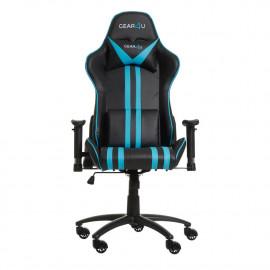 Gear4U Elite gamestoel blauw / zwart
