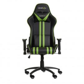 Gear4U Elite gamestoel groen / zwart