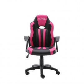 Gear4U Junior Hero gamestoel roze / zwart