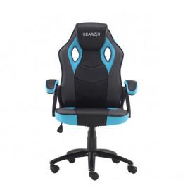 Gear4U Rook gamestoel blauw / zwart