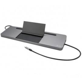 i-Tec Thunderbolt 3 / USB-C 4K 10-in-1 Power Delivery Docking Station