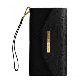 iDeal of Sweden Mayfair Clutch Wallet case iPhone 11 zwart