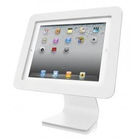 MacLocks iPad Enclosure Kiosk / iPad standaard aluminium wit