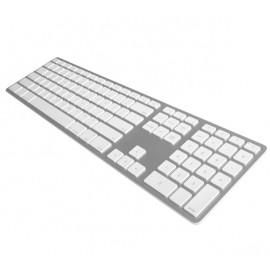Matias Draadloos Toetsenbord QWERTY voor MacBook zilver