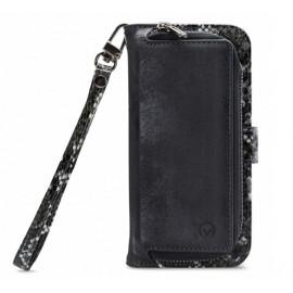 Mobilize 2in1 Gelly Wallet Zipper Case iPhone 11 Pro zwart / snake