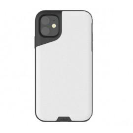 Mous Contour Leather iPhone 11 wit
