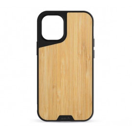 Mous Limitless 3.0 Case iPhone 12 Pro Max bamboo