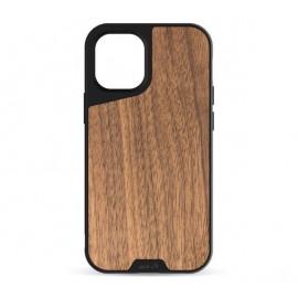 Mous Limitless 3.0 Case iPhone 12 Mini walnut