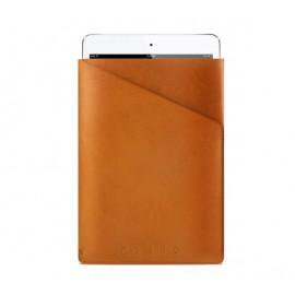 Mujjo Slim Fit Leather Sleeve iPad Mini 1 / 2 / 3 / 4 / 5 Tan