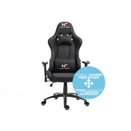 Nordic Gaming Teen Racer gaming chair zwart