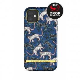 Richmond & Finch Freedom Series iPhone 11 Blue Leopard