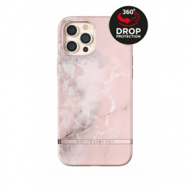 Richmond & Finch Freedom Series iPhone 12 Pro Max Pink Marble