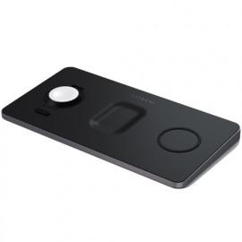 Satechi Trio Wireless Charging Pad zwart