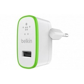 Belkin BOOST UP 2.4A Thuislader met Lightning 1.2m wit
